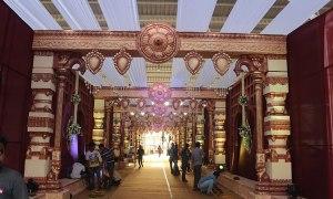 Sajja-Kishore-Event-@-Hitex-Entrance2