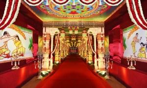 Traditional-passage-decoration