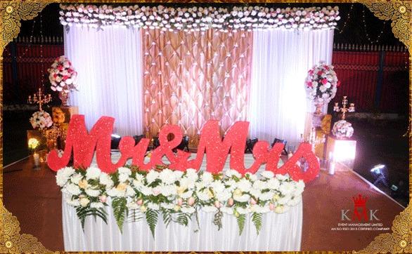 Wedding Anniversary Event